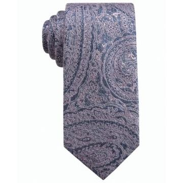 Ryan Seacrest Distinction Men's Atwood Paisley Slim Tie, Created for Macy's