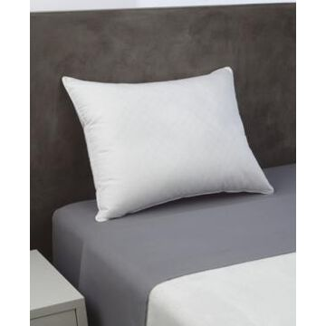 Weatherproof Vintage Home Luxury Soft and Medium Down Alternative Pillow, Standard By Allied Home