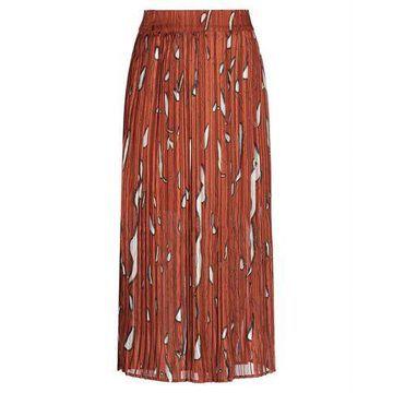 TRAFFIC PEOPLE Midi skirt
