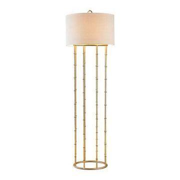 Dimond Lighting Brunei Floor Lamp in Gold