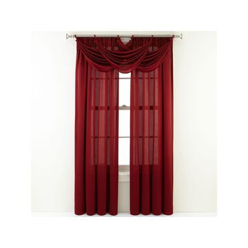Royal Velvet Ally Rod-Pocket Curtain Panel