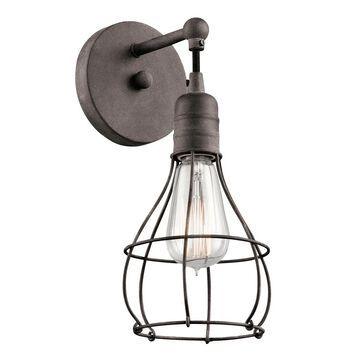 Kichler Industrial Cage 1-Light 12.25