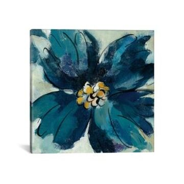 iCanvas Inky Floral Ii by Silvia Vassileva Gallery-Wrapped Canvas Print - 26