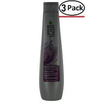BIOLAGE by Matrix FULLDENSITY SHAMPOO 13.5 OZ for UNISEX ---(Package Of 3)