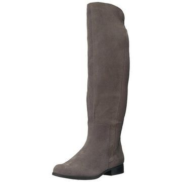 Bandolino Womens Chieri Almond Toe Knee High Fashion Boots