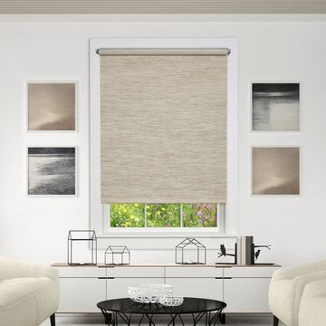 Achim Jute Cordless Privacy Shade
