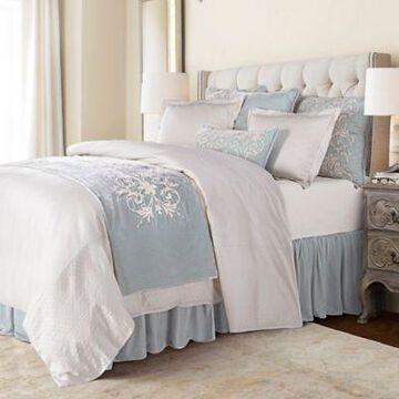 HiEnd Accents Belle 3 pc. Comforter Set Sq FB1772-SQ-OC