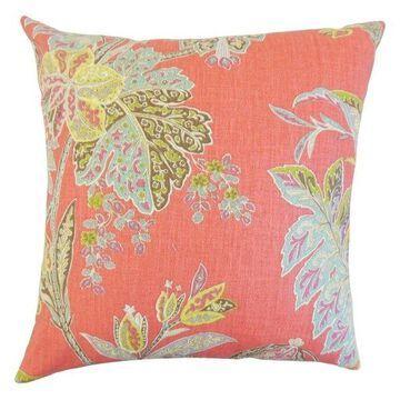 Taja Floral Pillow, Festival, 24