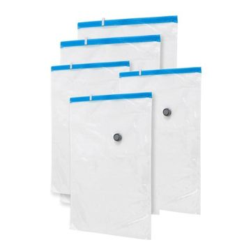 Honey-Can-Do 5-pack Vacuum Packs