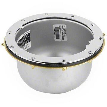 Pentair 78232500 Stainless Steel Vinyl Pool Niche 0.75 In.
