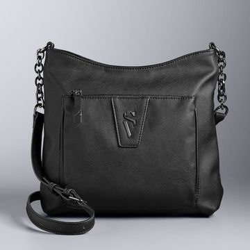 Simply Vera Vera Wang Signature Crossbody Bag