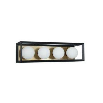 Dainolite 4 Light Halogen Vanity Light