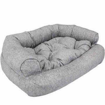 Snoozer Premium Overstuffed Sofa, Show Dog Collection, Palmer, 14278