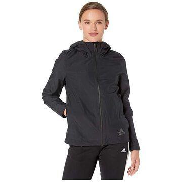 adidas Outdoor BSC Climaproof Jacket (Black) Women's Coat