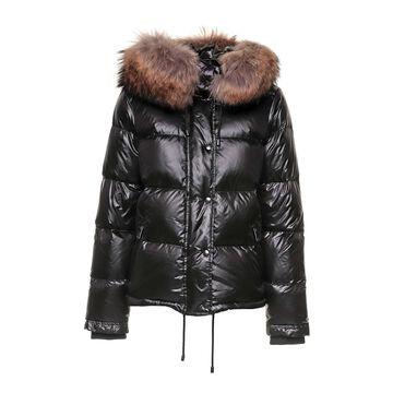 Fay Fay Black Down Jacket