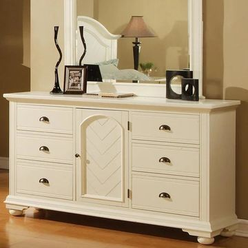 Picket House Furnishings Addison White Dresser