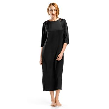 Hanro Select 3/4 Sleeve Long Gown
