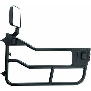 Bestop 51809-01 Jeep Wrangler Element Doors, Black