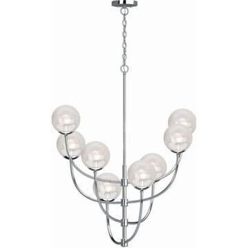 Volume Lighting Lawrence 8-Light Hanging Chandelier