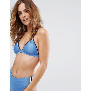RVCA Throwback Triangle Bikini Top