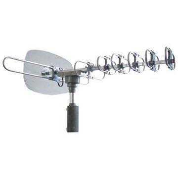 NAXA NAA-351 High-Powered Amplified Motorized Outdoor ATSC Digital TV Antenna wi