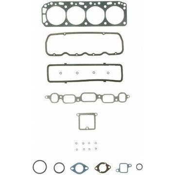 Fel-Pro BCWVHS8530PT-1 Head sets contain gaskets and seals necessary for a