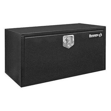 Value Brand Underbody Truck Box, Black, 1703300