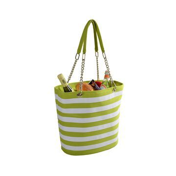 Insulated Fashion Cooler Bag - 22 Can Leak Proof Tote