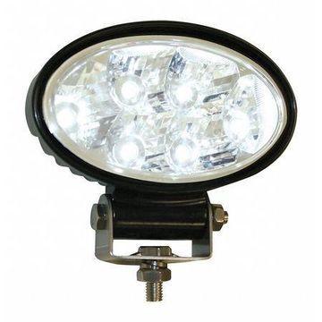 BUYERS PRODUCTS 1492113 Lamp, LED, Oval, Flood, Aluminum