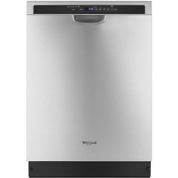Whirlpool Stainless Steel Built-In Dishwasher