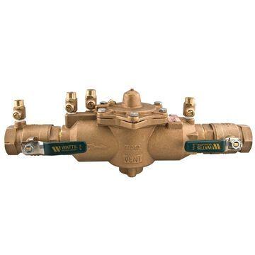 Watts 0391004 1in Female LF009M2-QT Reduced Pressure Zone Assembly