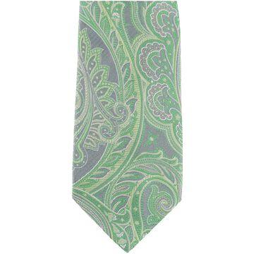 Geoffrey Beene Mens Paisley Necktie