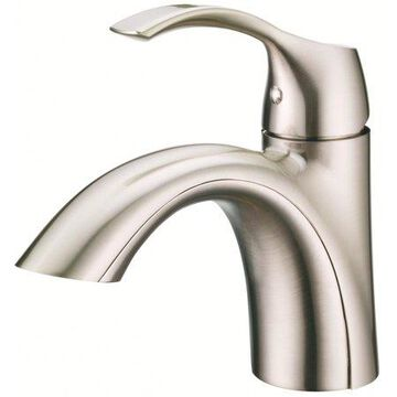 Danze D222522BN Antioch Single Handle Bathroom Faucet, Brushed Nickel
