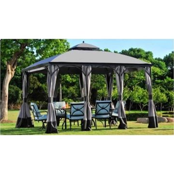 Sunjoy Replacement Canopy Set for model L-GZ212PCO-B