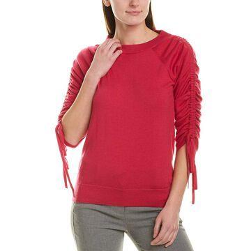 Elie Tahari Womens Wool Sweater