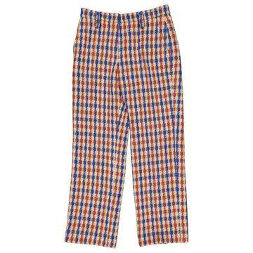 Sonia Rykiel Multicolour Wool Trousers