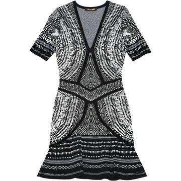 Roberto Cavalli Black Viscose Dresses
