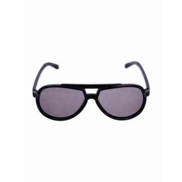 Aviator Tinted Sunglasses Black