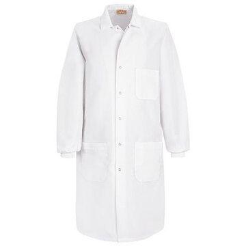 Red Kap - New NIB Women - Unisex Specialized Cuffed Lab Coat