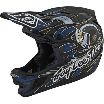 Troy Lee Designs D4 Carbon Helmet