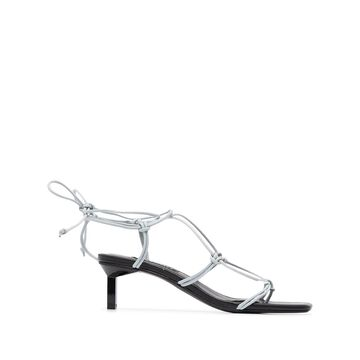 Jetta leather sandals