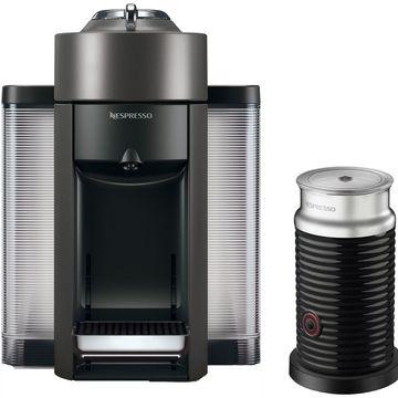 Nespresso Evoluo Coffee Machine w/ Milk Frotherby DeLonghi