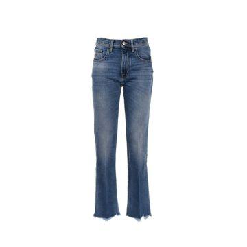 Jacob Cohen 5 Pockets Jeans Denim Blue