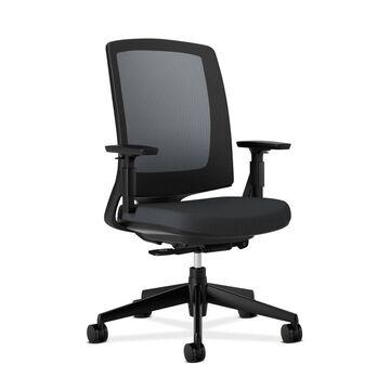 Lota Mid Back Office Chair Black - HON