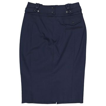 Altuzarra Navy Cotton Skirts