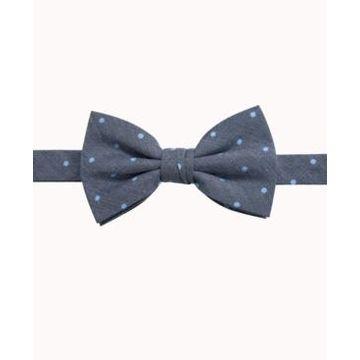 Ryan Seacrest Distinction Men's Primrose Dot-Print Bow Tie