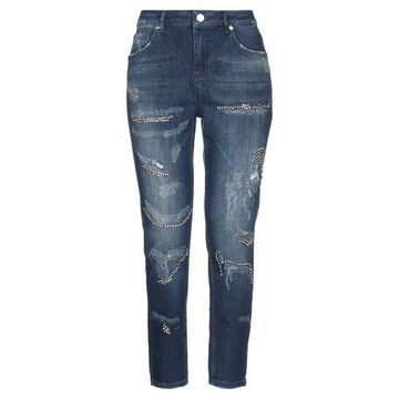 SILVIAN HEACH Denim pants