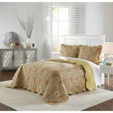 Waverly Swept Away 3 Piece Bedspread Collection