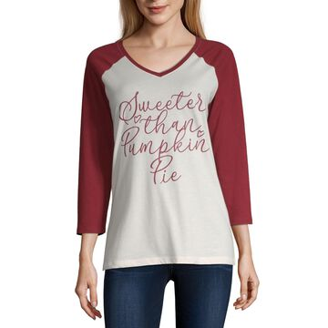 City Streets Thanksgiving Holiday Tee - Tall
