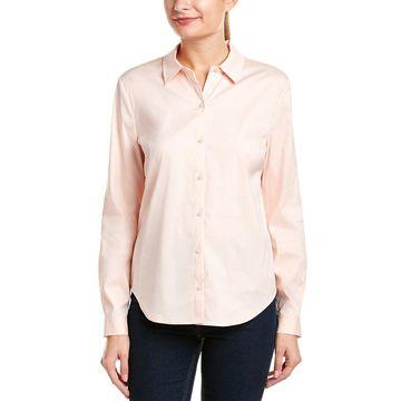 Nydj Womens Woven Shirt